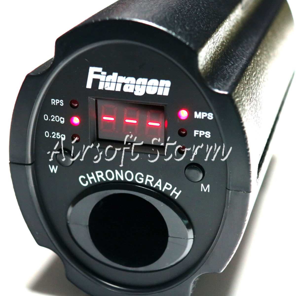 Fidragon ST-08 Airsoft AEG Handy Mini Shooting Chronoscope