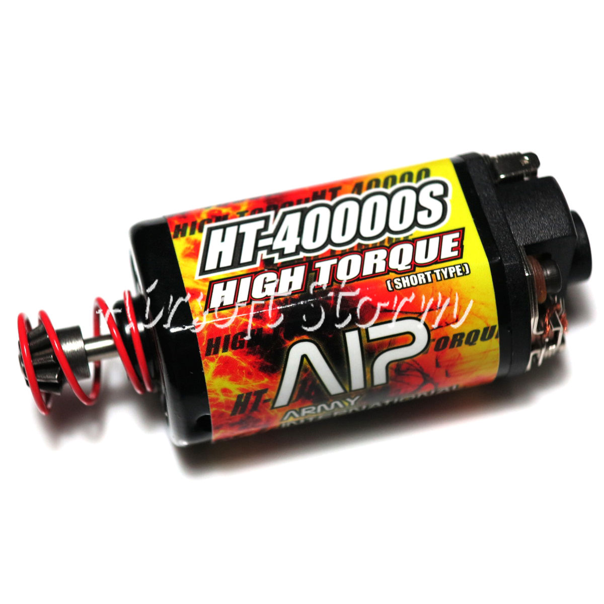 Airsoft Tactical Gear AIP High Torque AEG Motor HT-40000 (Short Type)