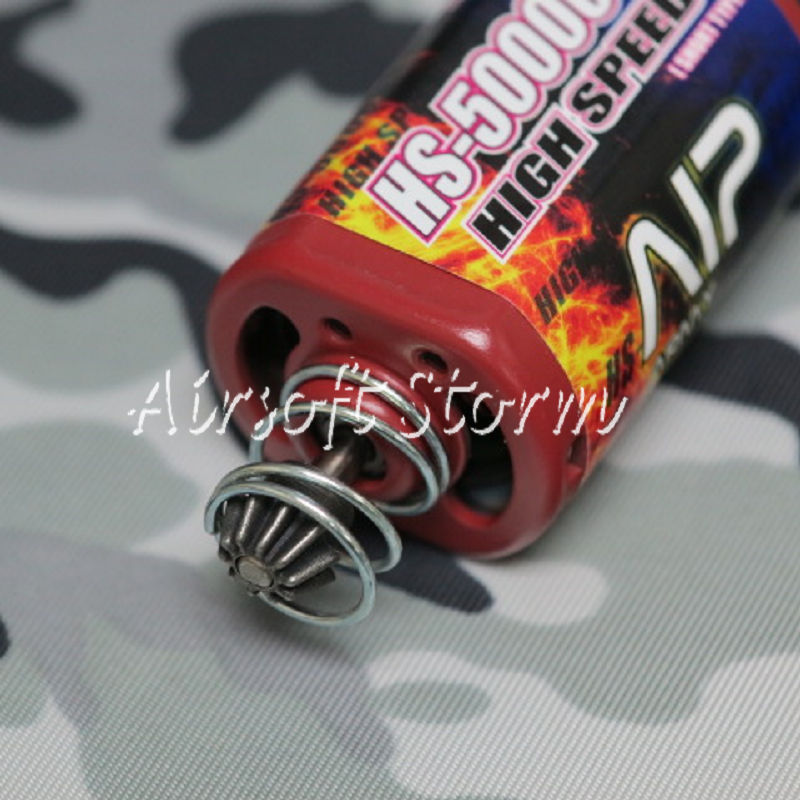 Airsoft Tactical Gear AIP High Speed AEG Motor HS-50000 (Short Type)