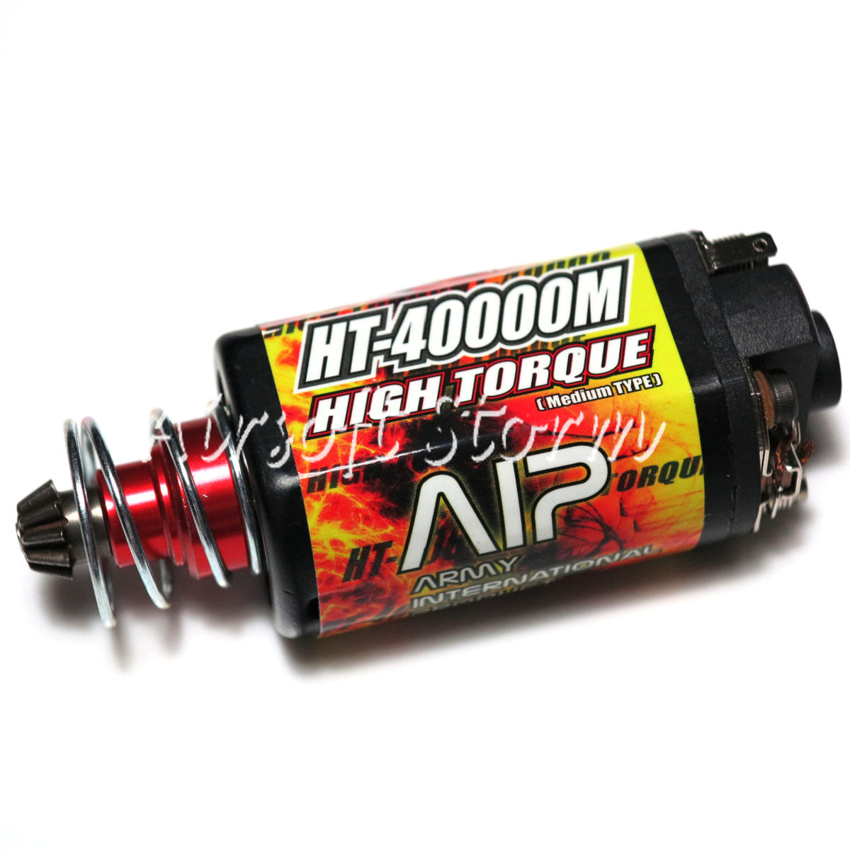 Airsoft Tactical Gear AIP High Torque AEG Motor HT-40000 (Medium Type)