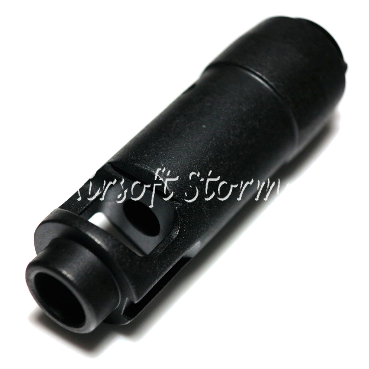 Shooting Gear APS AK74 Muzzle Flash Hider 14mm CCW Black