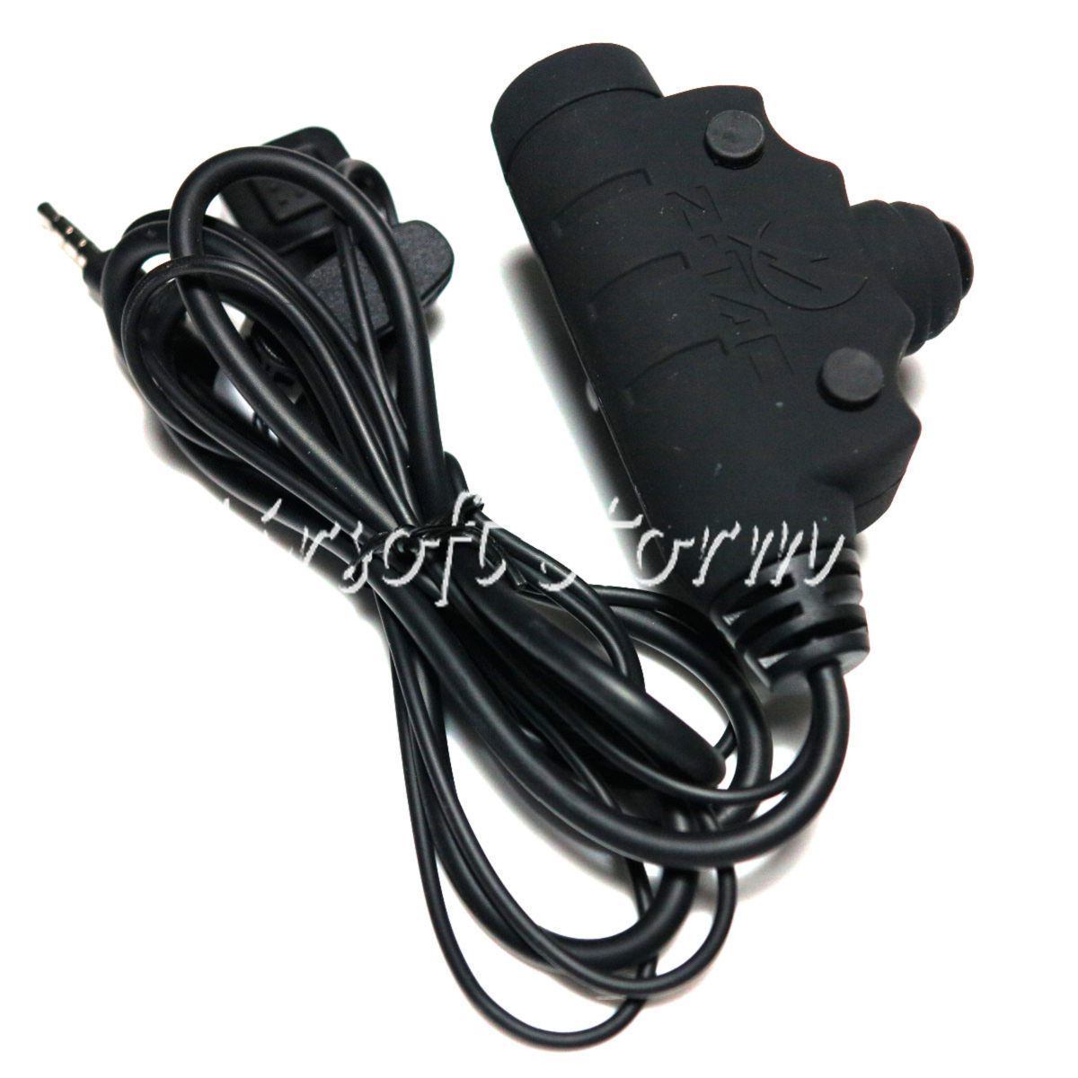 Airsoft SWAT Communications Gear Z Tactical U94 New Headset Cable & PTT for Mobile Phone 3.5mm