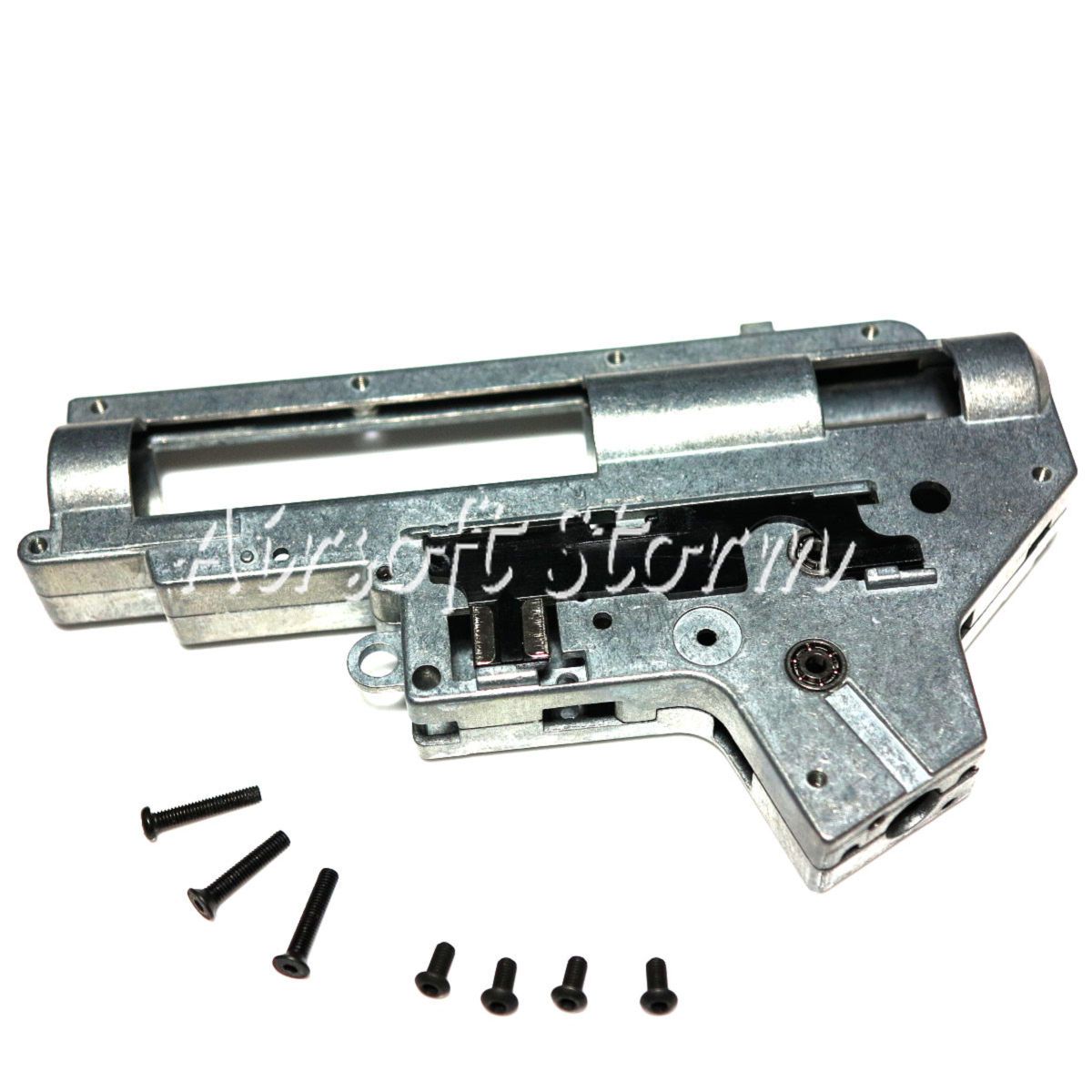 Shooting Gear Action 8mm Bearing AEG M4 Reinforced Gearbox Shell Version 2
