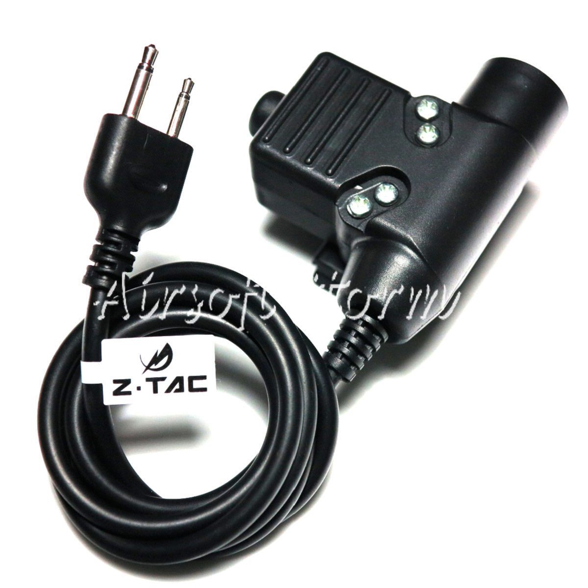 Airsoft Gear SWAT Element U94 Headset PTT for ICOM 2 Pin Radio