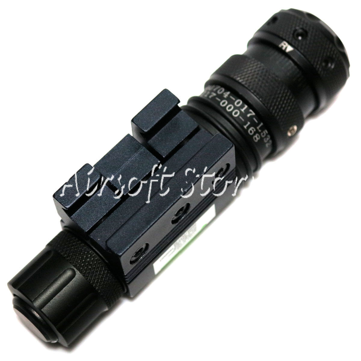 LXGD Tactical Gear High Power Visible Green Laser Sight Pointer JG-017