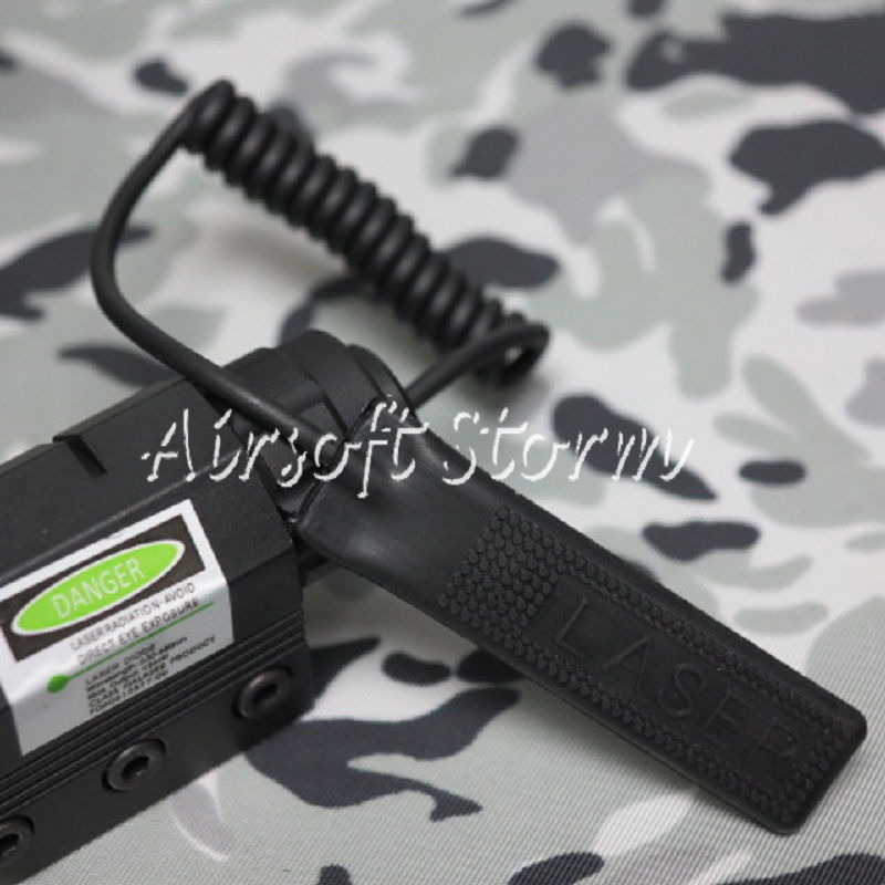 LXGD Tactical Gear High Power Visible Green Laser Sight Pointer JG-018