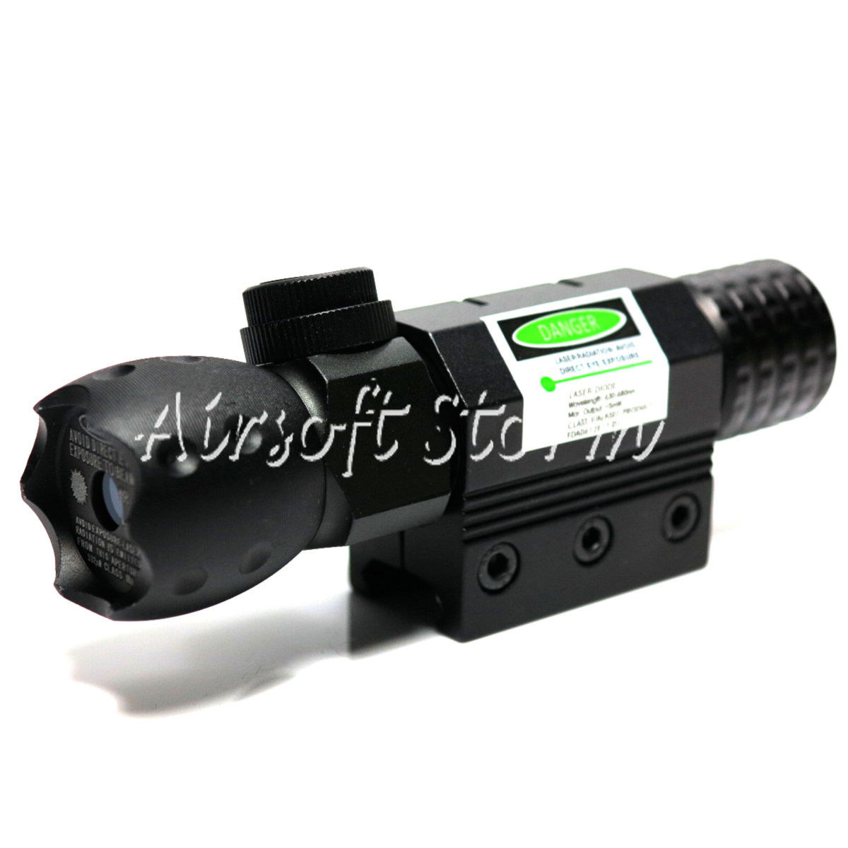 LXGD Tactical Gear Rifle AEG Green Laser Tactical Head Sight Pointer JG-021