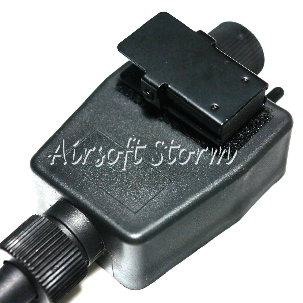 Airsoft Gear SWAT Element TEA Headset PTT for Midland 2 Pin Radio - Click Image to Close