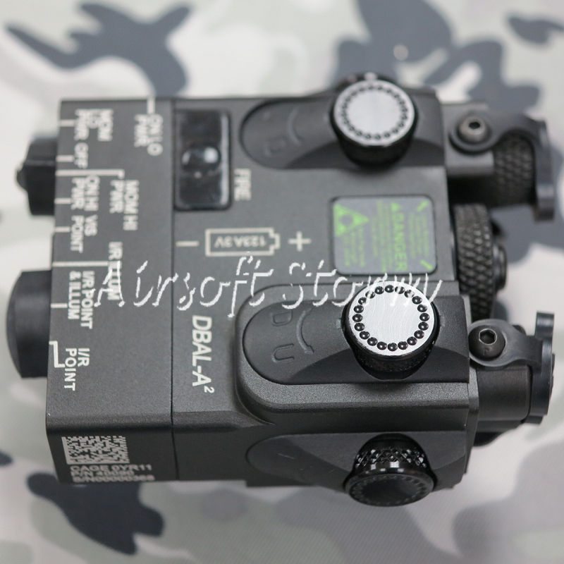 G&P Dual Laser Destinator and Illuminator (Black) GP959