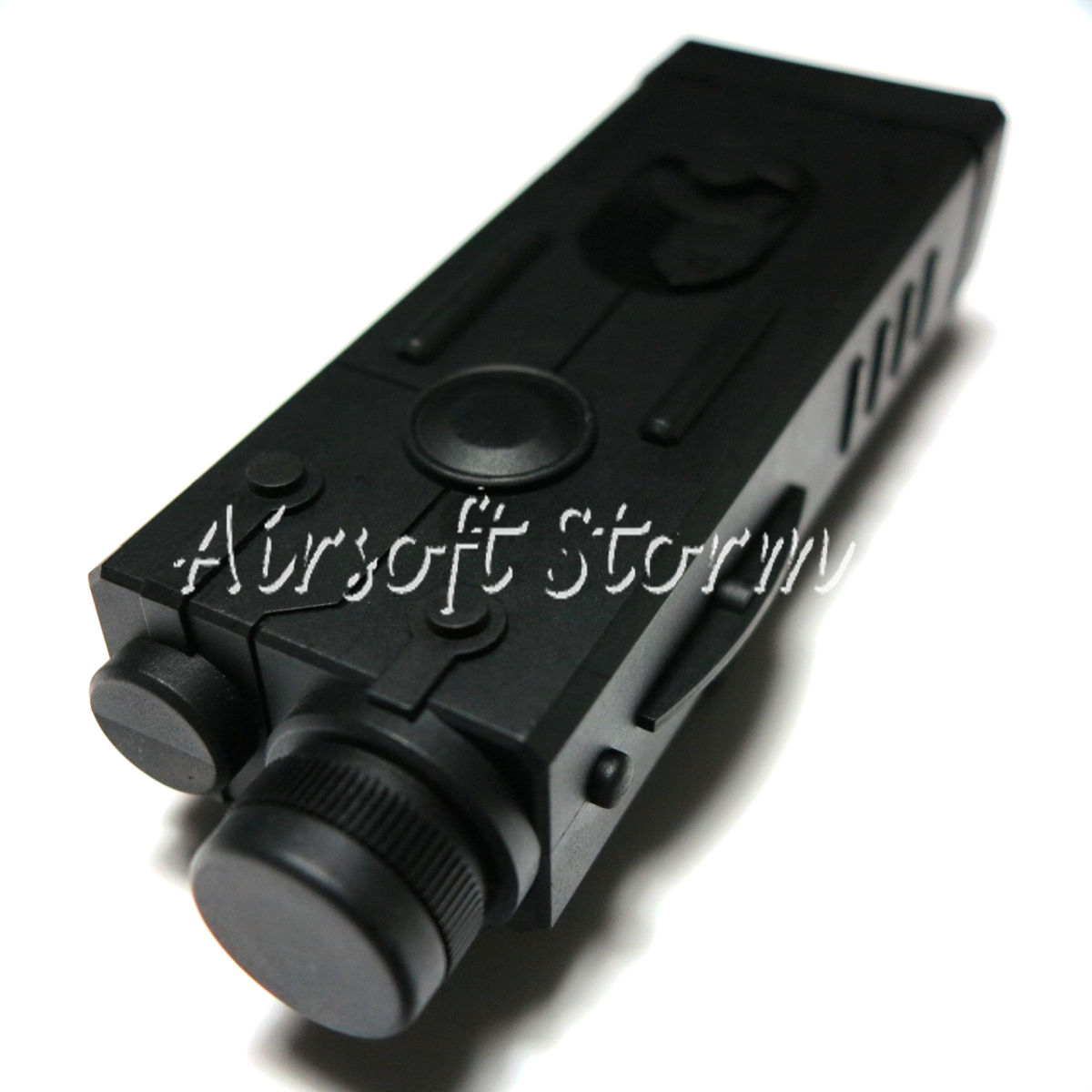 Airsoft Tactical Gear CYMA MP5 PEQ Style Battery Case Box (C.69) Black