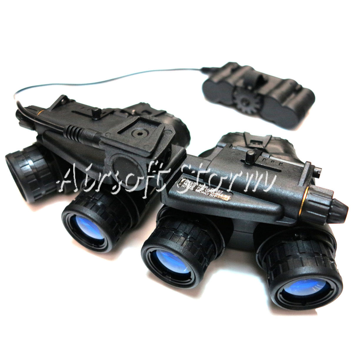 Airsoft-Tactical-Gear-FMA-GPNVG-18-Dummy-Model-Kit-NVG-Night-Vision-Goggle-Black