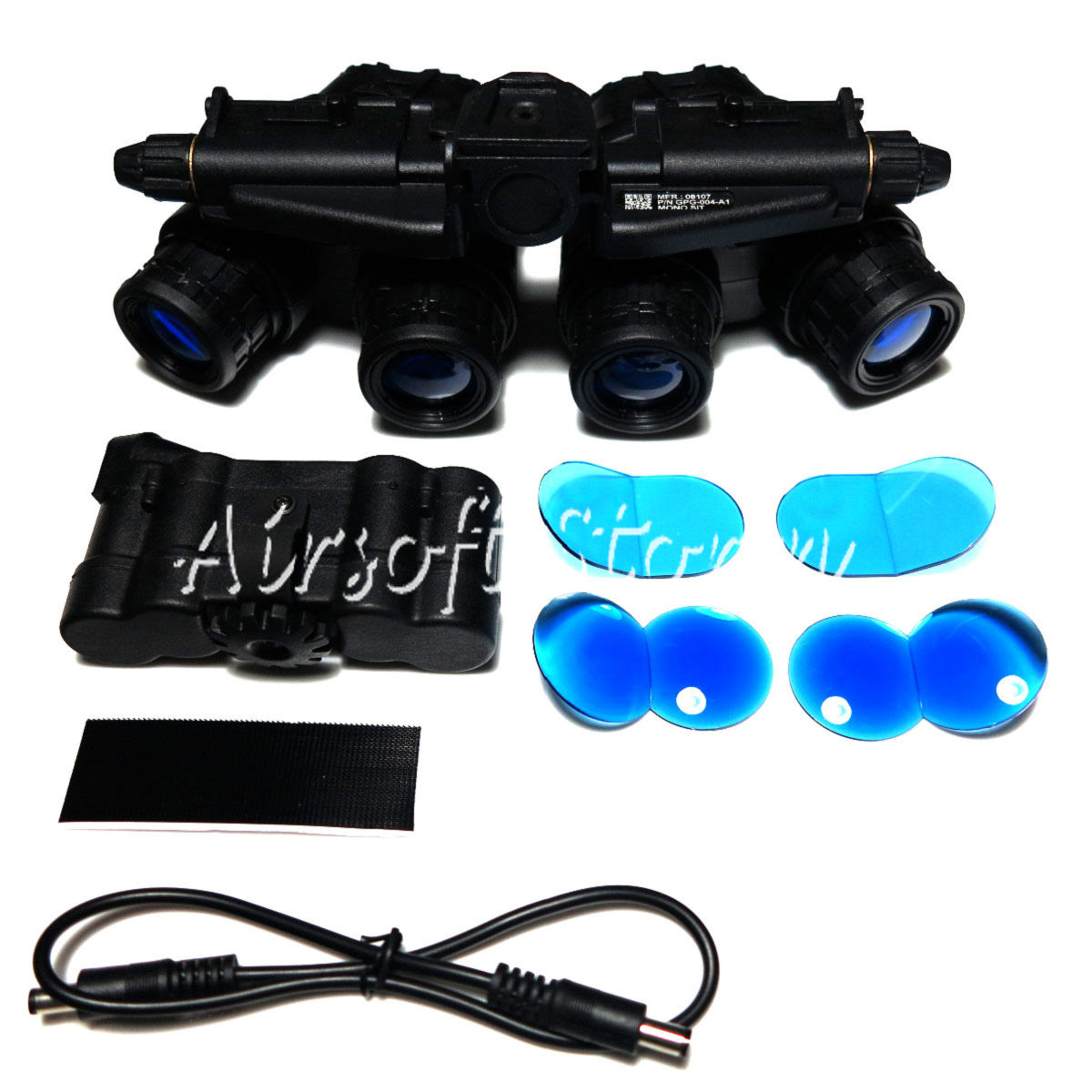 Airsoft Tactical Gear FMA GPNVG-18 Dummy Model Kit NVG Night Vision Goggle Black