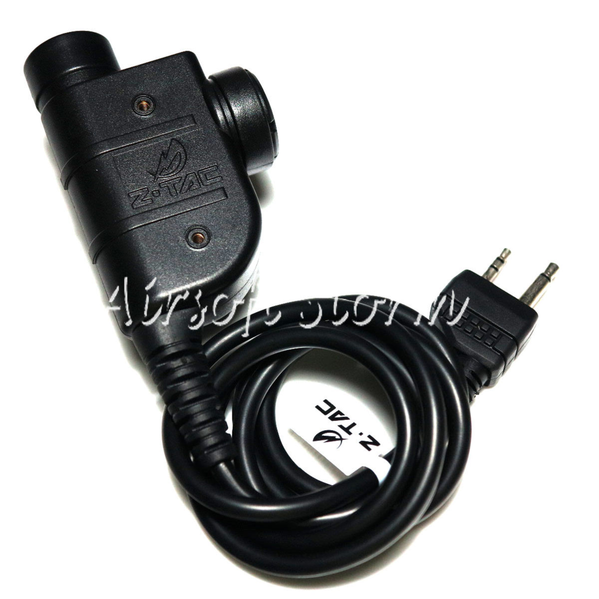 Airsoft SWAT Communications Gear Z Tactical Silynx Releases Chest PTT for Midland 2 Pin Radio