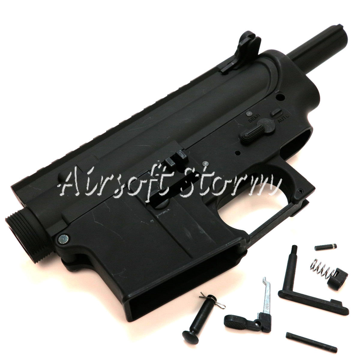 AEG Gear CYMA Metal Body Receiver for M4/M16 AEG (M058) - Click Image to Close