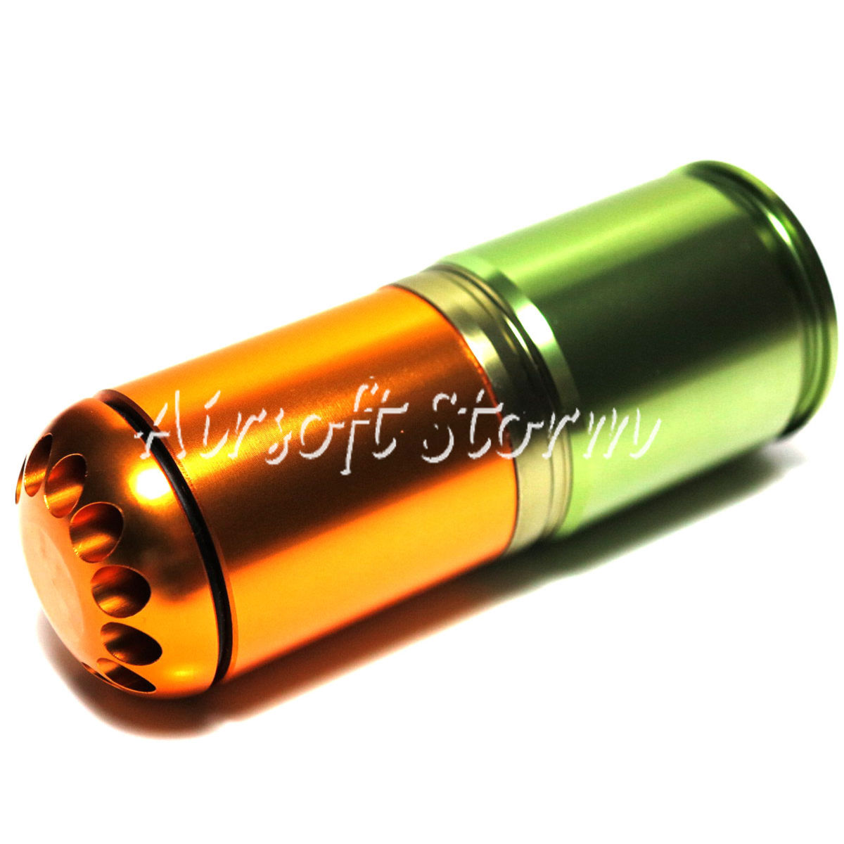 Shooting Gear Army Force 120rd 40mm CO2 Grenade Cartridge Shell Green