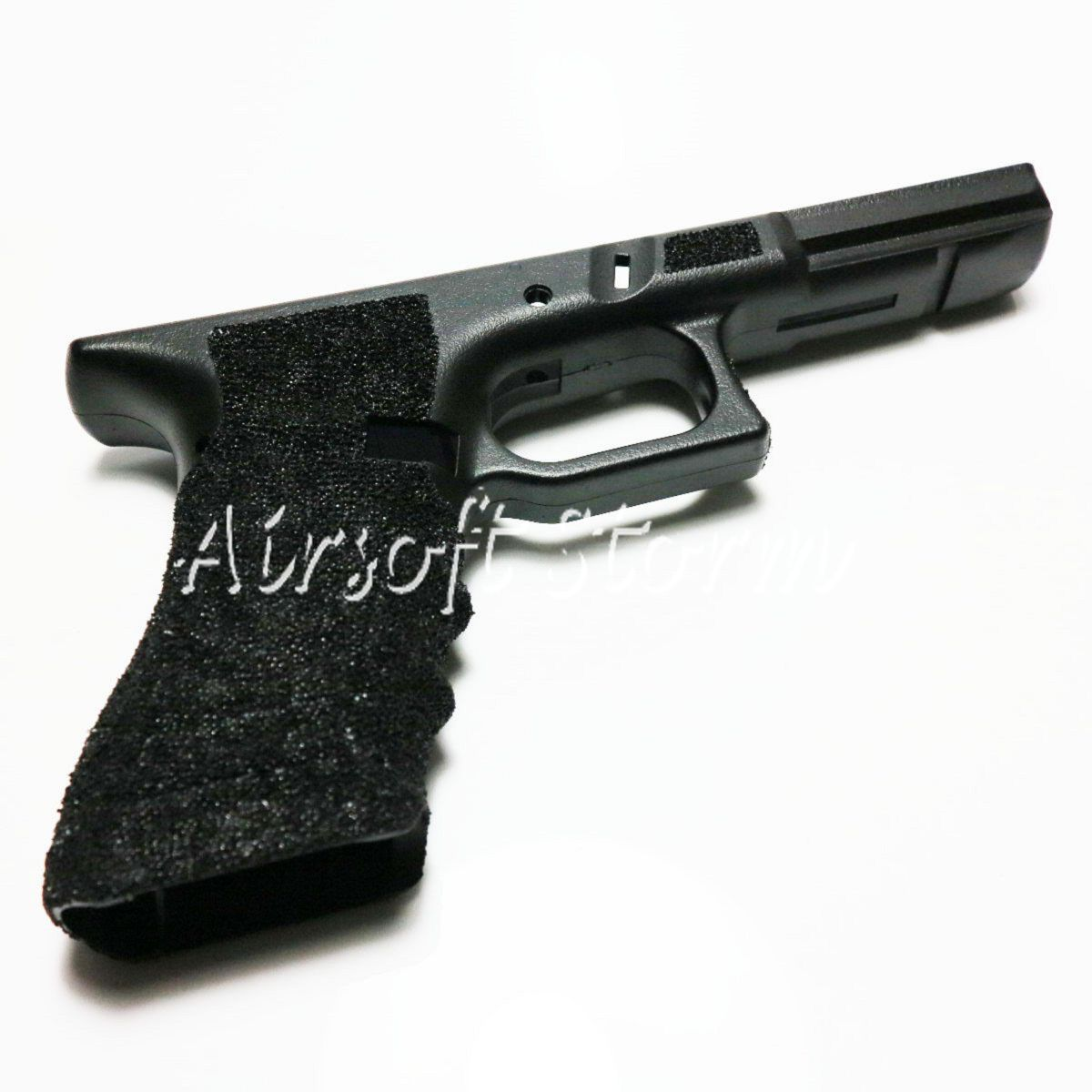 AEG Gear APS Polymer Fiber Body Lower Frame with Stippling for WE and Marui G-series AC023S
