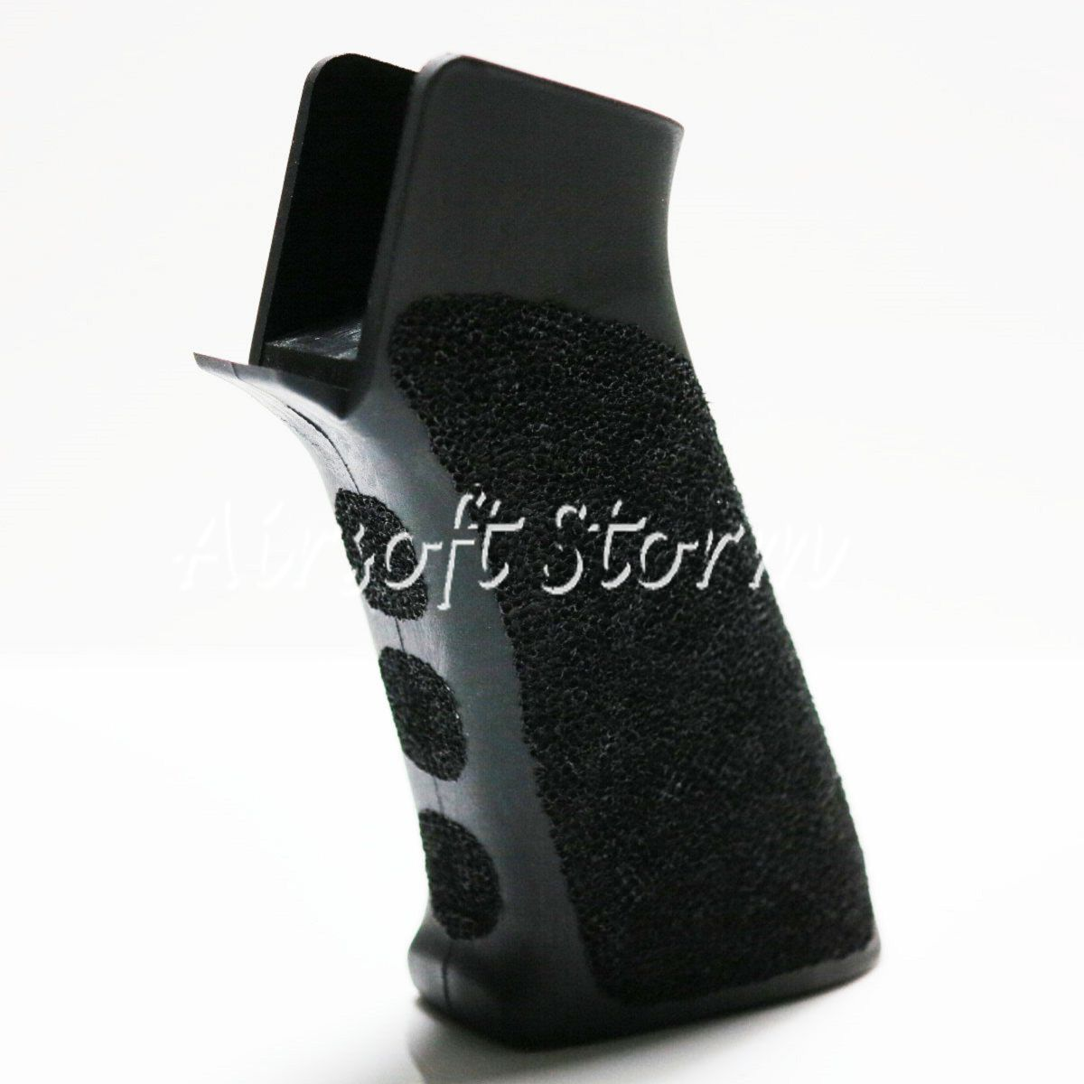 Airsoft Tactical Gear APS Stippling ASR Tango Airsoft AEG Pistol Grip Stipple Black