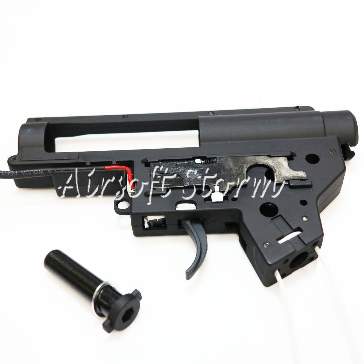 Shooting Gear Army Force 8mm Version 2 QD Gearbox Shell for Tokyo Marui M4/M16 Series AEG Front Line
