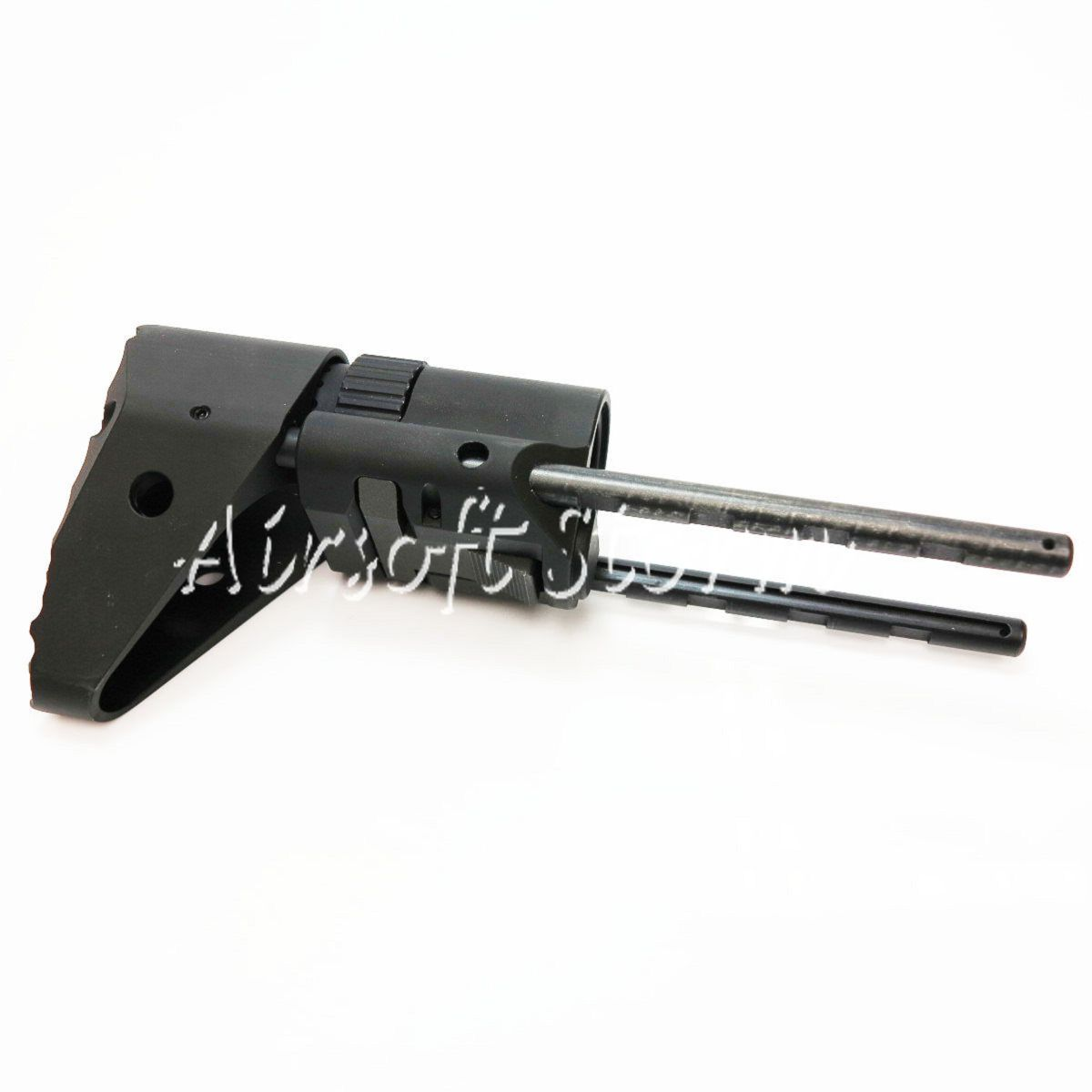 Airsoft AEG Tactical Shooting Gear 5KU PDW Retractable Stock for M-Series AEG