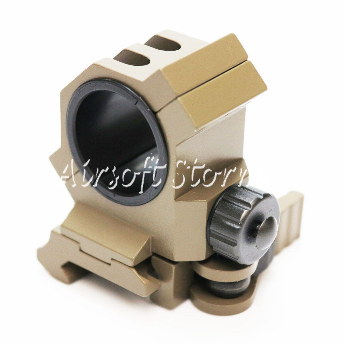 Shooting Sight Gear 25mm/30mm Scope Red Dot Sight QD Lever Mount Dark Earth