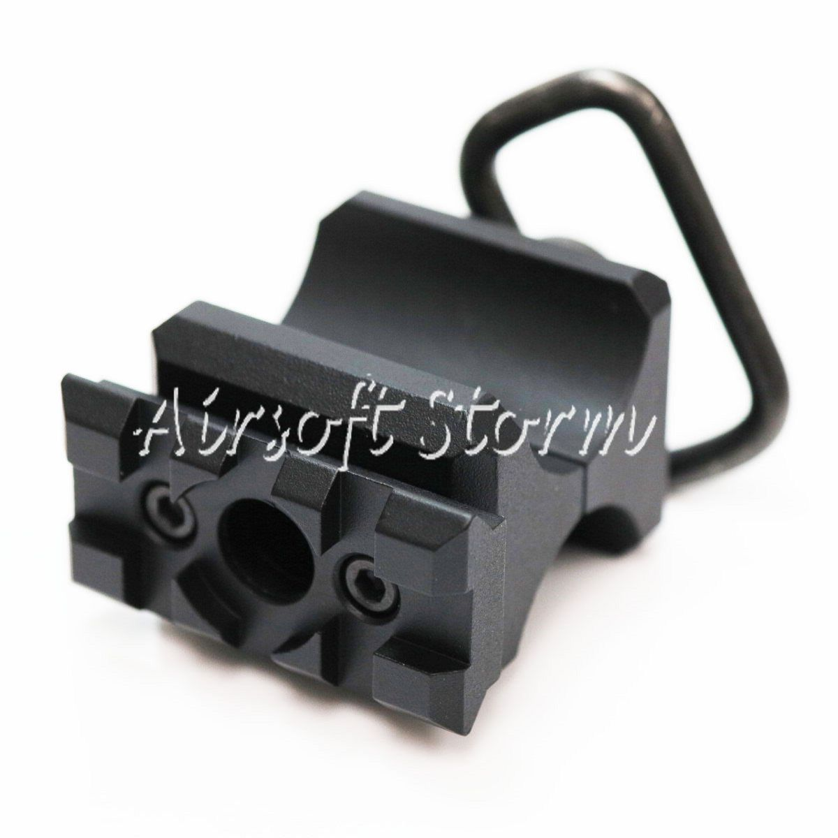 Airsoft SWAT Tactical Gear APS Tactical Picatinny Rail with Sling Swivel for CAM870 Shotgun AEG