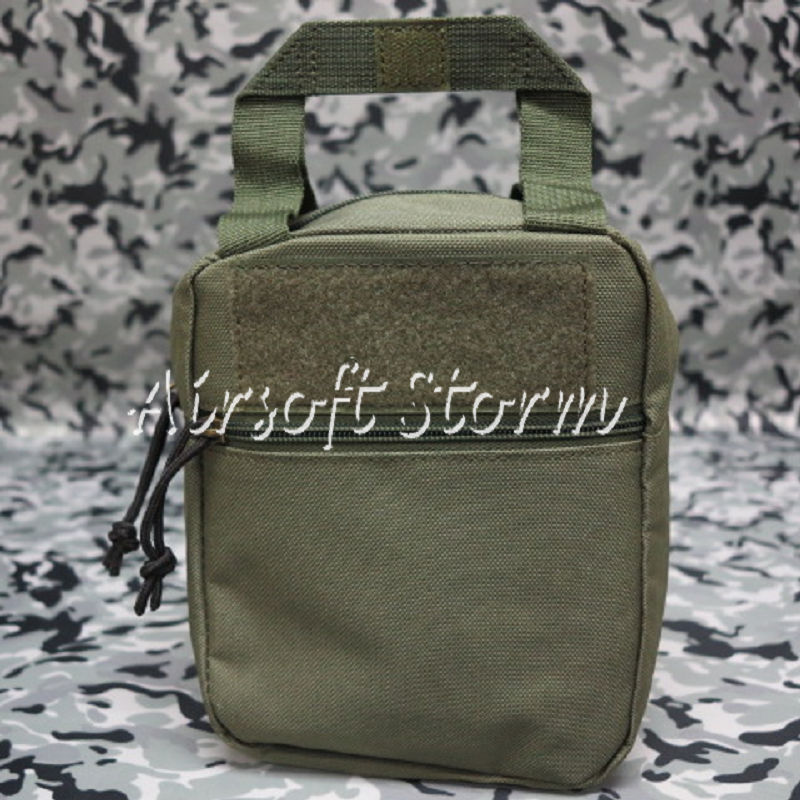 Z Tactical Carrying Bag for Comtac Tactical Radio Headset Olive Drab OD