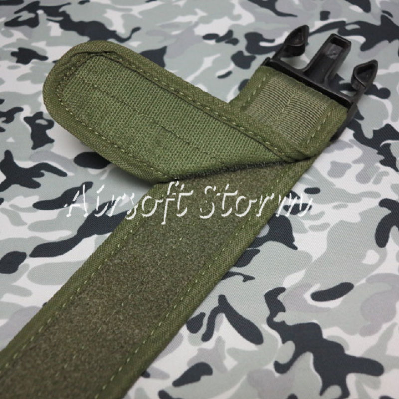 "Airsoft SWAT Tactical Gear Combat BDU 2"" Duty Belt Olive Drab OD"